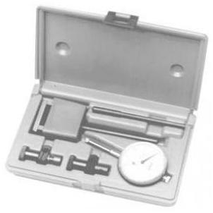 Central Tools / Central Lighting Dial Indicator Test Set With Magnetic Base - 1.00 Inch Range