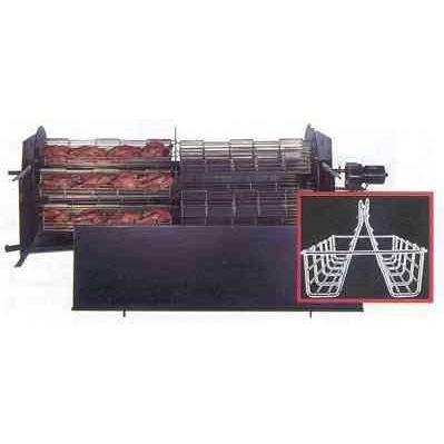 Grillco Wedge Basket Rotisserie