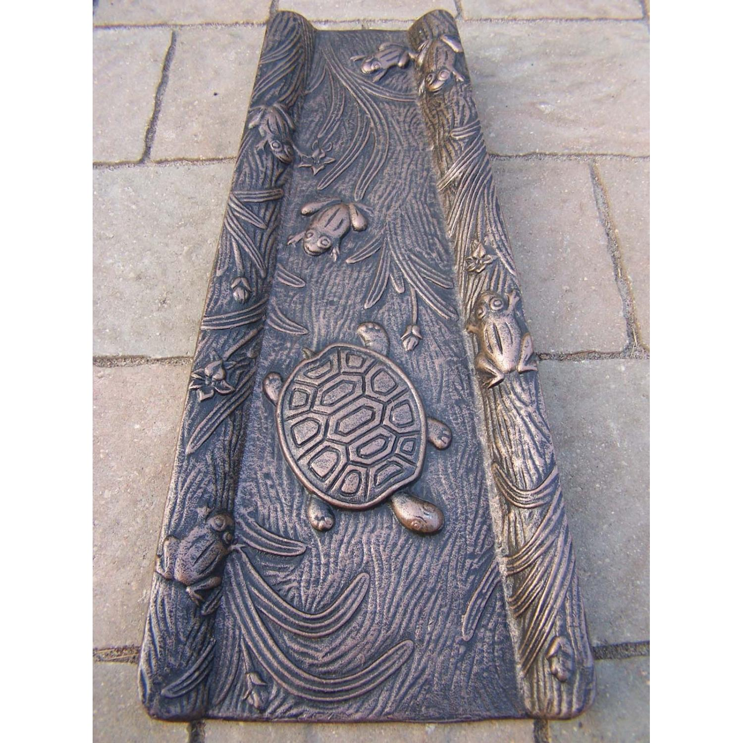 Oakland Living Splash Block - Antique Bronze