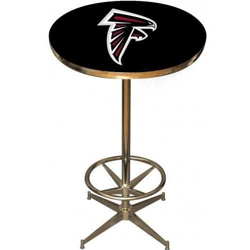 Imperial International Atlanta Falcons Pub Table