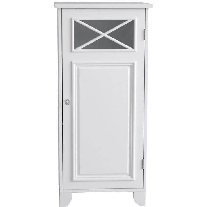 Elegant Home Fashions Dawson Floor Cabinet With One Door 6834
