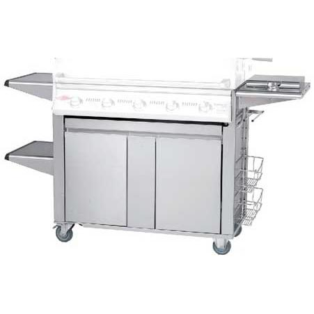 BeefEater Signature Plus Trolley Cart For 4 Burner Gas Grill