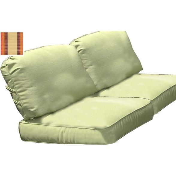 Alfresco Home Cushion Set For 22-0400 - Flame