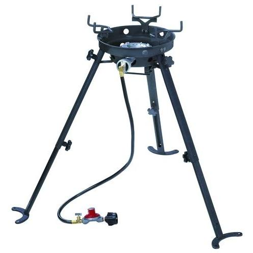 Eastman Outdoors Portable Kahuna Burner With XL Brackets