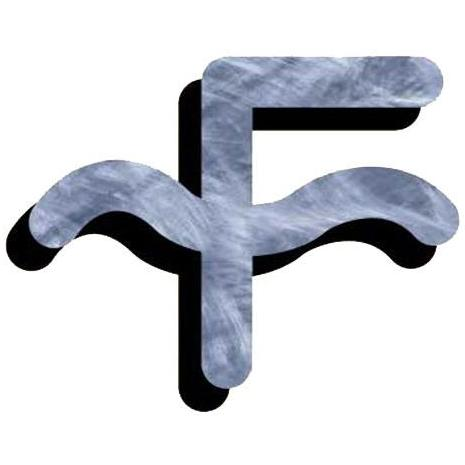 Texas Irons F Branding Iron