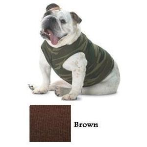 Doggie Skins Tank Top 2XL - Brown