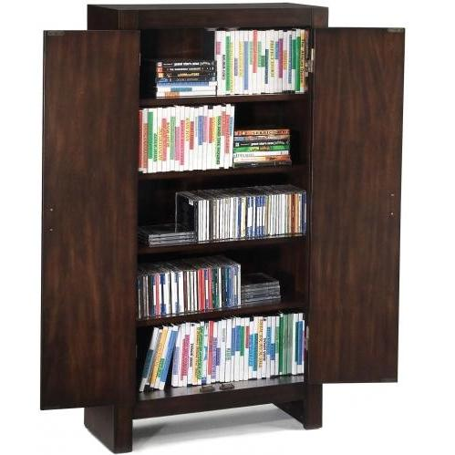 Home Styles City Chic Media Cabinet - Espresso - 5536-08