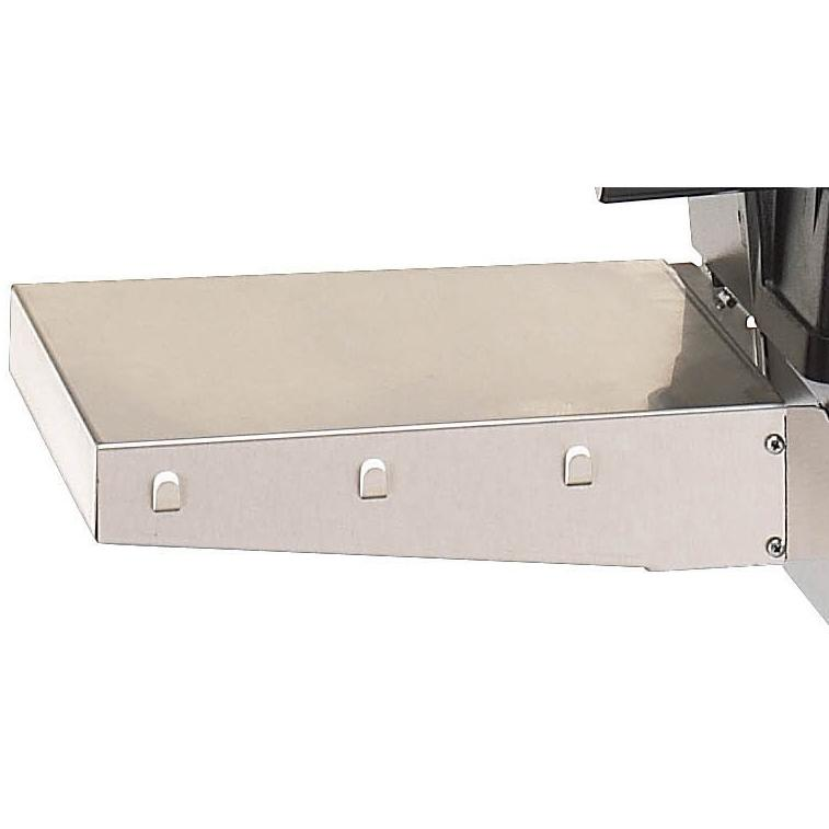 PGS Stainless Steel Left Hand Side Shelf For A Series Grills