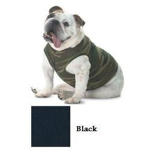 Doggie Skins Tank Top 2XL - Black