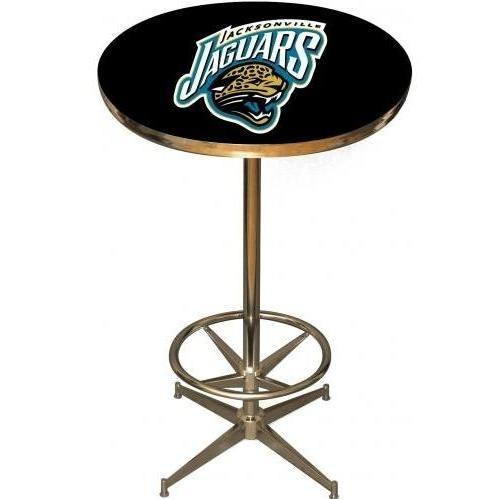 Imperial International Jacksonville Jaguars Pub Table