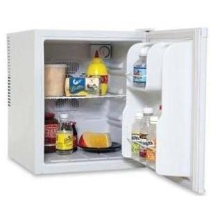 Danby DAR0488W 1.7 Cu. Ft. Compact Refrigerator - White