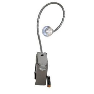 Solaire Battery Operated LED Grill Light Without Bracket