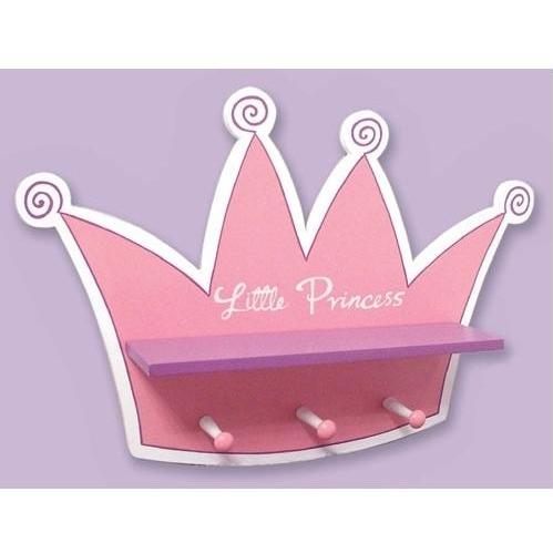 Trend Lab Wall Shelf - Princess