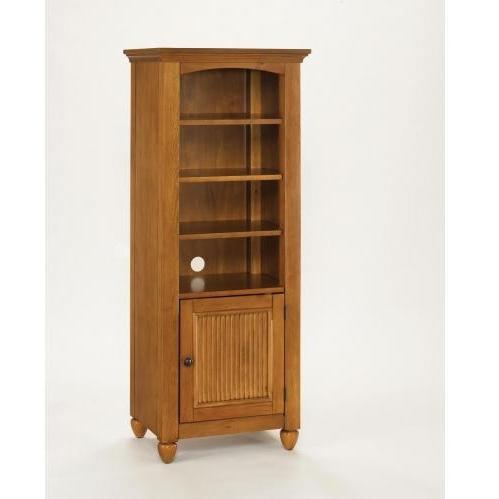 Home Styles Ponderosa Pier Cabinet - Pine - 5534-13