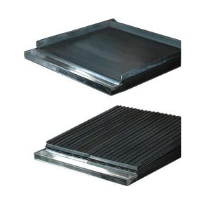 Rocky Mountain Four Burner Griddle/Broiler Combo