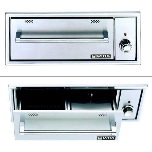 Lynx 30 Inch Outdoor Warming Drawer L30WD