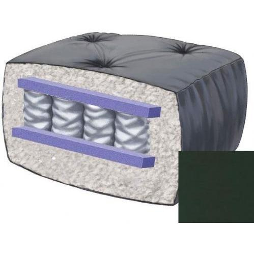 10 Inch Blazing Needles Perfect Pocket Coil Futon Mattress - Forest Green - DS-9662 - Forest Green