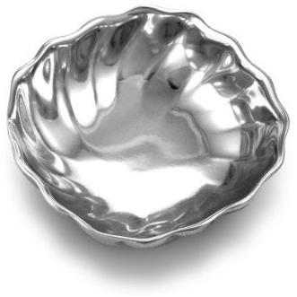 Wilton Armetale Eddy Small Dipping Bowl Square - 150305