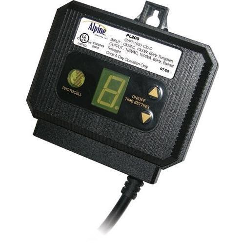 Alpine 1000 Watt Photocell & Timer Sensor Control