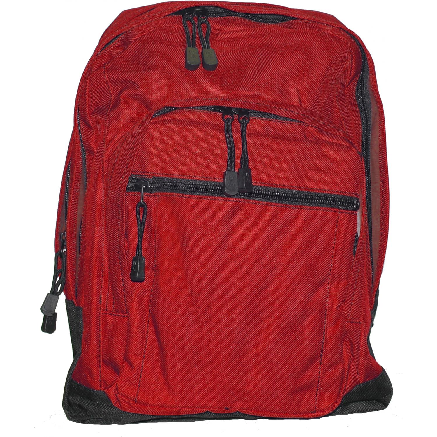 Port & Company Basic Backpack - Red