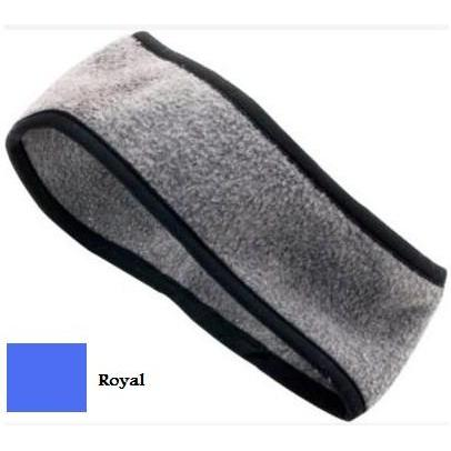Augusta Chill Fleece Sport Headband Royal