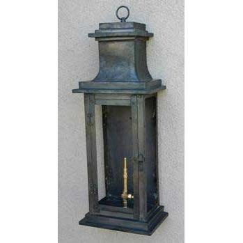 Regency GL28F Royal Crest Natural Gas Light With Open Flame Burner And Electronic Ignition On Wall Mount
