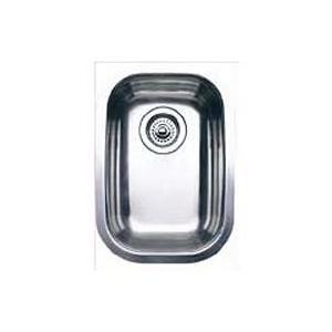 Blanco Elements Wave Plus Series 511-958 Stainless Steel Bar Sink (Depth: 6.75in)