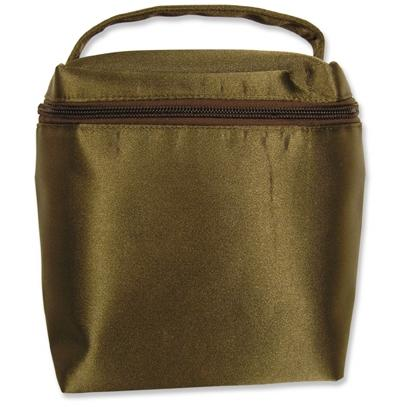 Trend Lab Insulated Bottle Bag - Brown Nylon