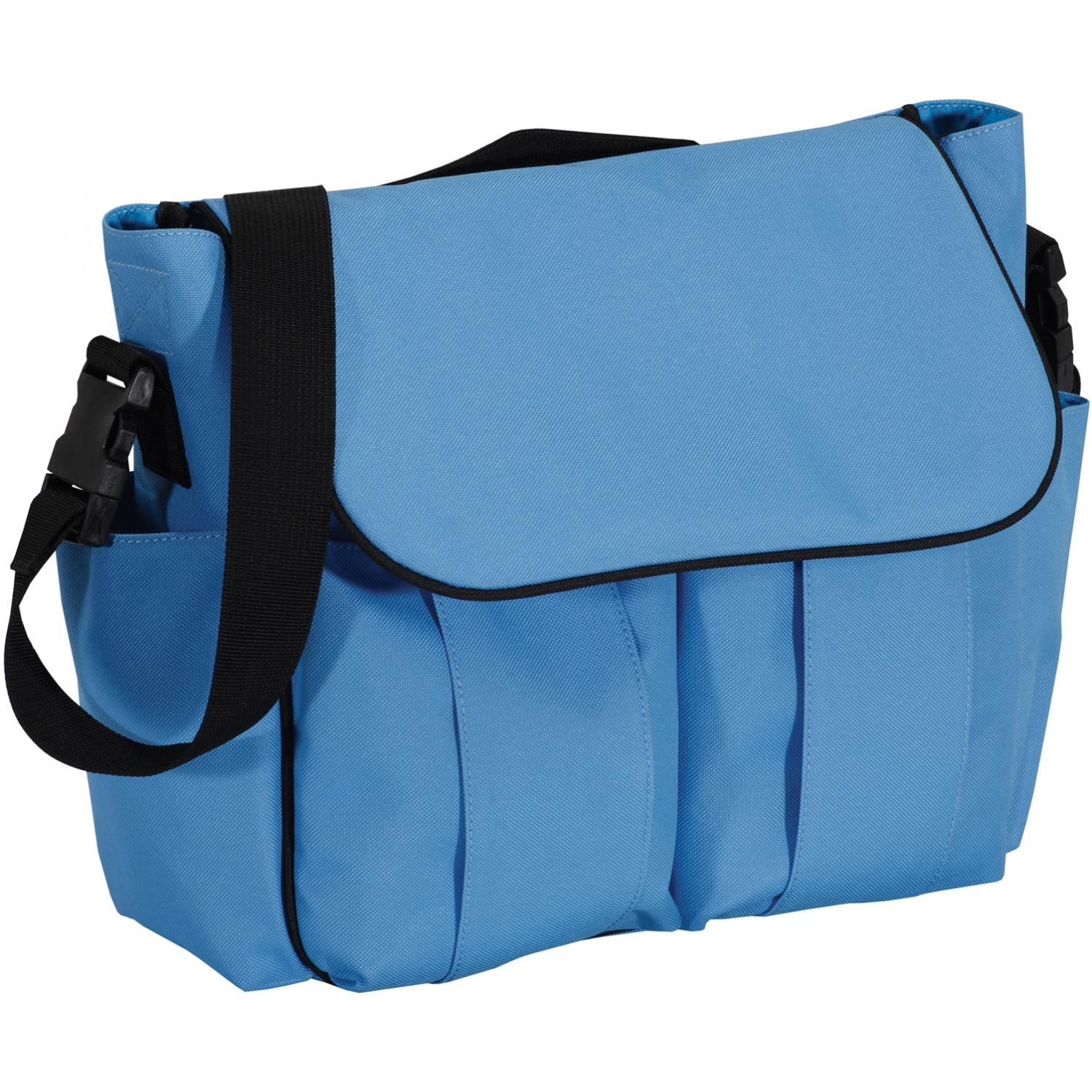 Precious Cargo Diaper Bag - Ultramarine Blue