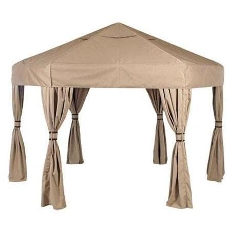E-Z UP 13 X 13 Ft Preferred Pavilions - Villa