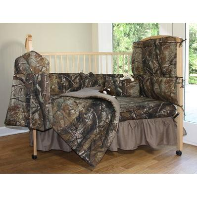 Realtree All Purpose Crib Skirt
