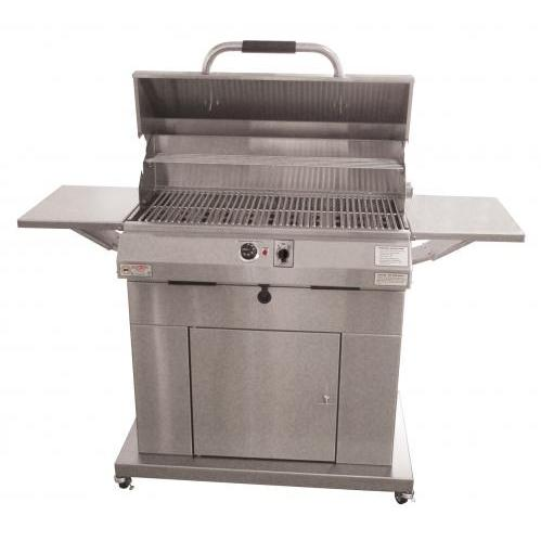 Electri-Chef 32 Inch Electric Chef Single Control Closed Base Grill
