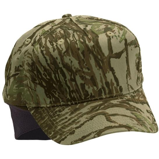 Cobra Caps Cotton Twill Cap With Hideable Ear Flaps - BFT