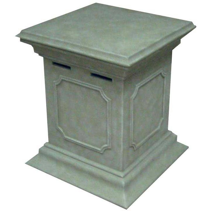 Outdoor GreatRoom Company Side Table And Propane Tank Cover