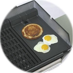Broilmaster Griddle For P4 Series Grill