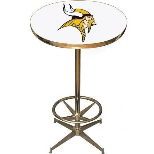 Imperial International Minnesota Vikings Pub Table