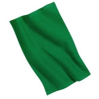 Port & Company Rally Towel - Kelly Green