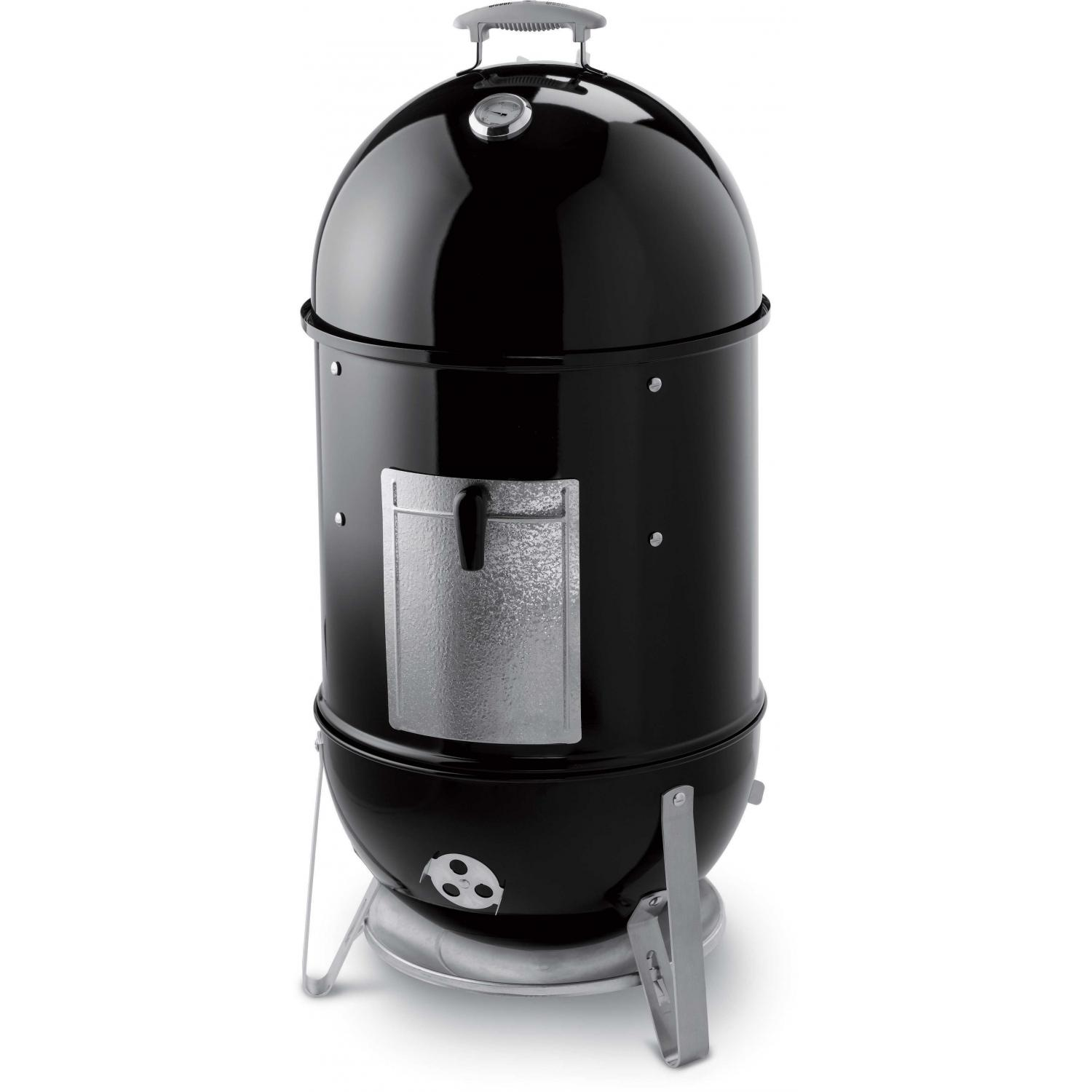 Weber 18.5 Inch Smokey Mountain Cooker Charcoal Smoker
