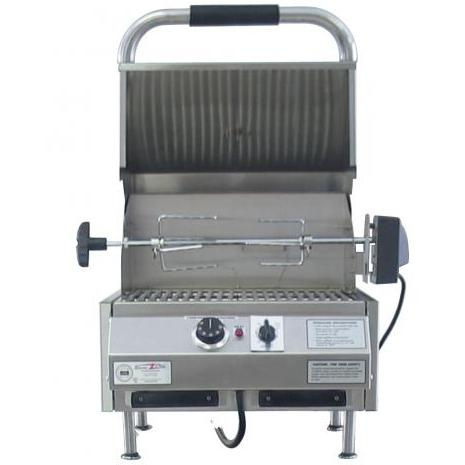 Electri-Chef 16 Inch Table Top Electric Chef Grill