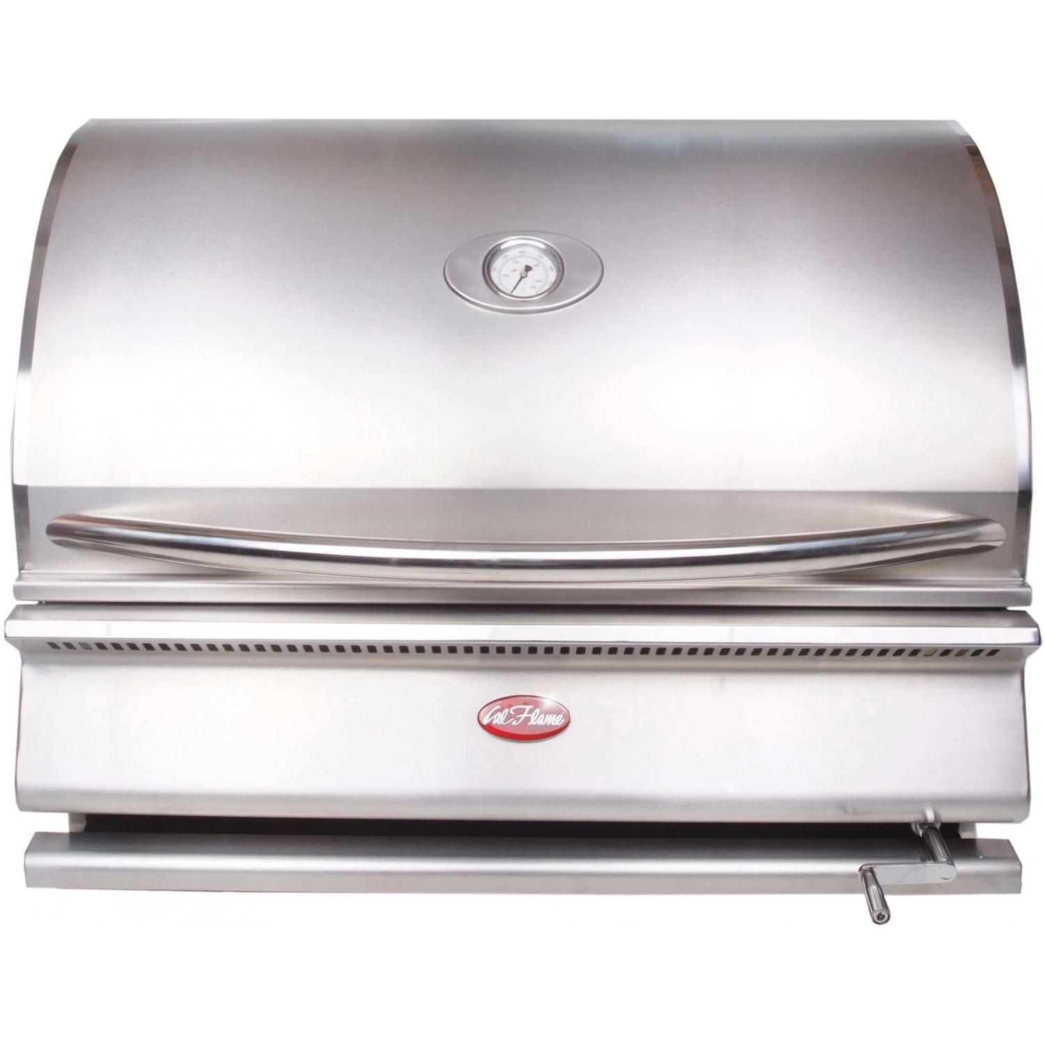 Cal Flame G-Charcoal Built In Charcoal Grill