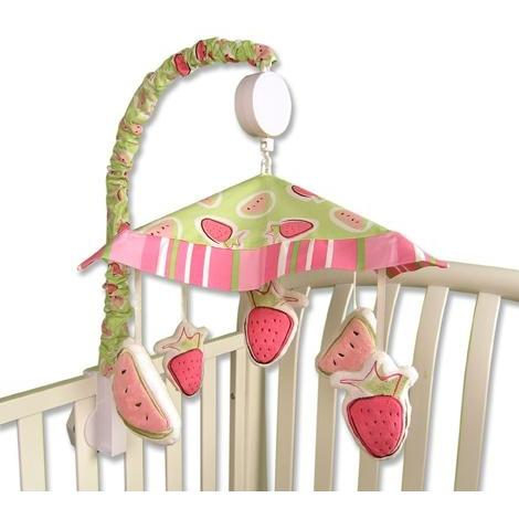 Trend Lab Musical Crib Mobile - Juicie Fruit