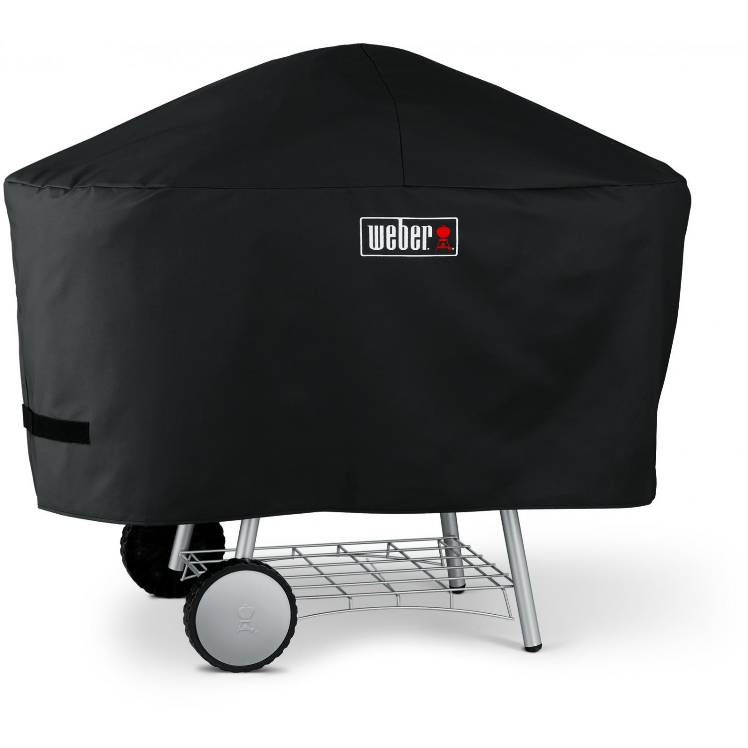 Weber 7457 Premium Cover For One Touch Platinum Charcoal Grills (2010 Model)