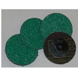 3M Automotive Products 2 Inch Roloc 24 Grit Grinding Discs - 25 Pk. (Black)