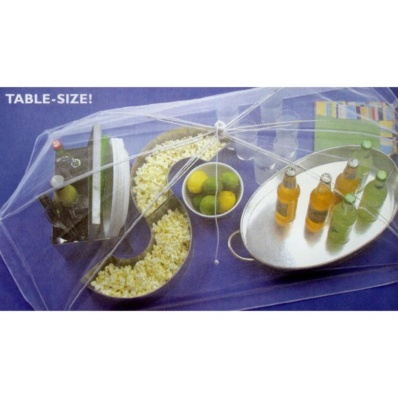 Table Size Food Tent