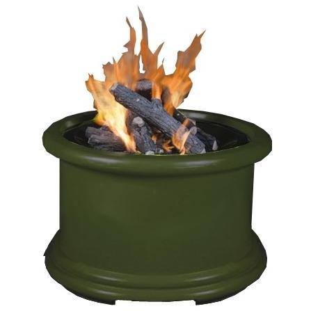 California Outdoor Concepts Island Series Sage Fire Pit