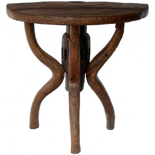 Groovy Stuff Teak Wood Console Table - TF-072