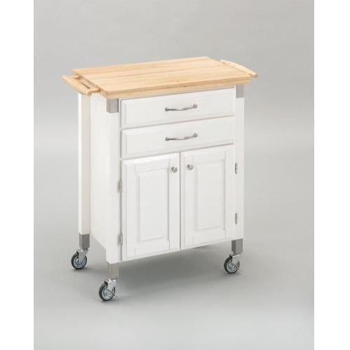 Home Styles Dolly Madison Prep And Serve - Natural/White - 4509-95