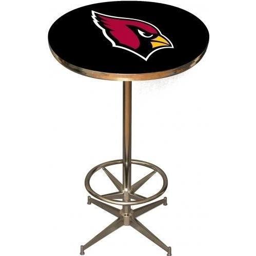 Imperial International Arizona Cardinals Pub Table
