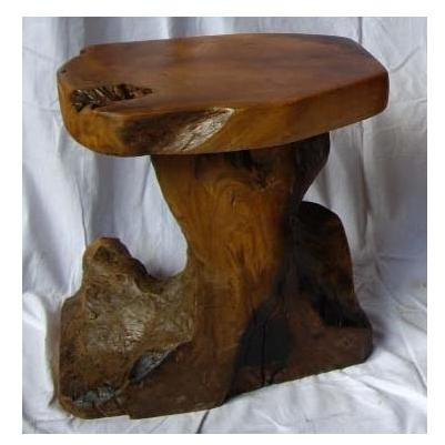 Groovy Stuff Teak Wood Sierra Seat - 18 Inches - TF-648-18