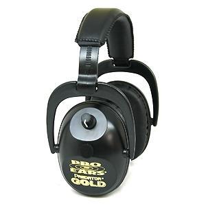 Pro Ears Gold Series, Predator, NRR 26, Black